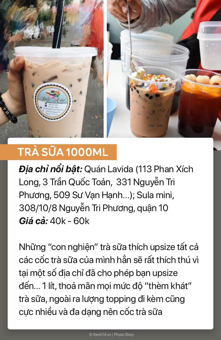 Sài Gòn không có Bà Tân Vlog nhưng bạn vẫn có thể thưởng thức loạt món siêu to khổng lồ này - Ảnh 3.