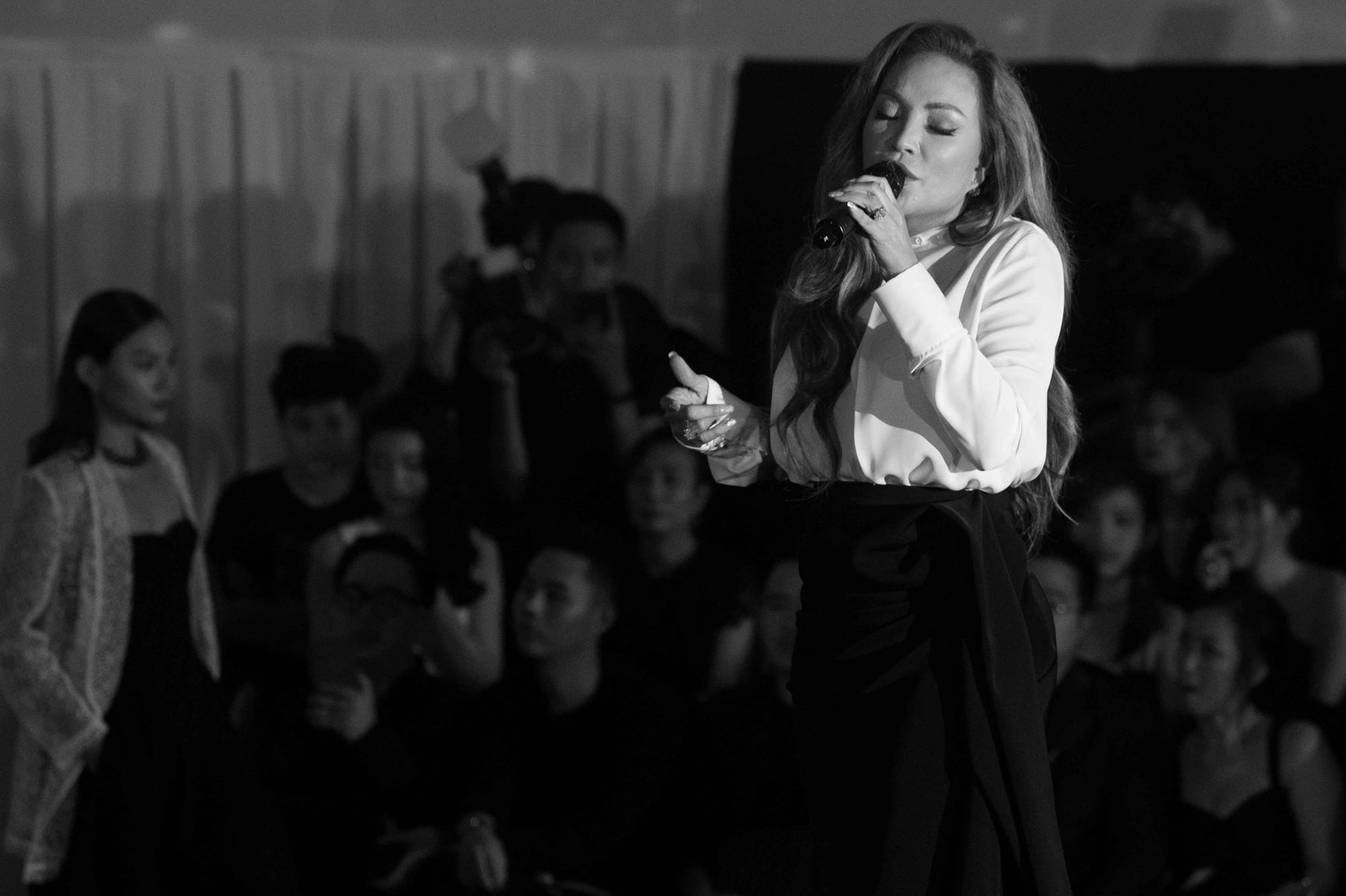 Giọng hát Việt: Thanh Hà hết mực cưng chiều Dominix sau khi bị loại, dự kiến làm Bà Hà Vlog? - Ảnh 4.