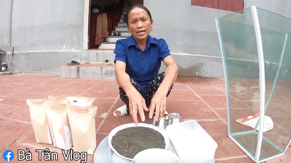 Bà Tân Vlog lần đầu làm cốc trà Thái siêu to khổng lồ sau gần 60 nồi bánh chưng - Ảnh 2.