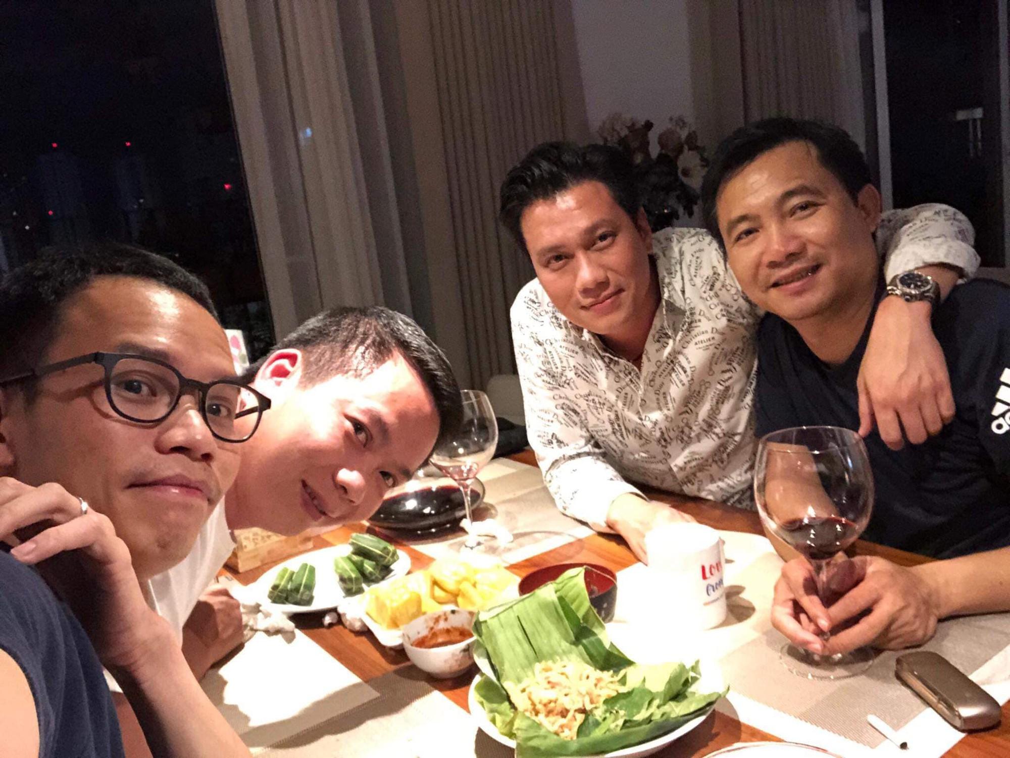 Vừa ly hôn vợ đã tổ chức tiệc độc thân ăn mừng, Việt Anh hứng gạch đá dữ dội từ netizen - Ảnh 1.