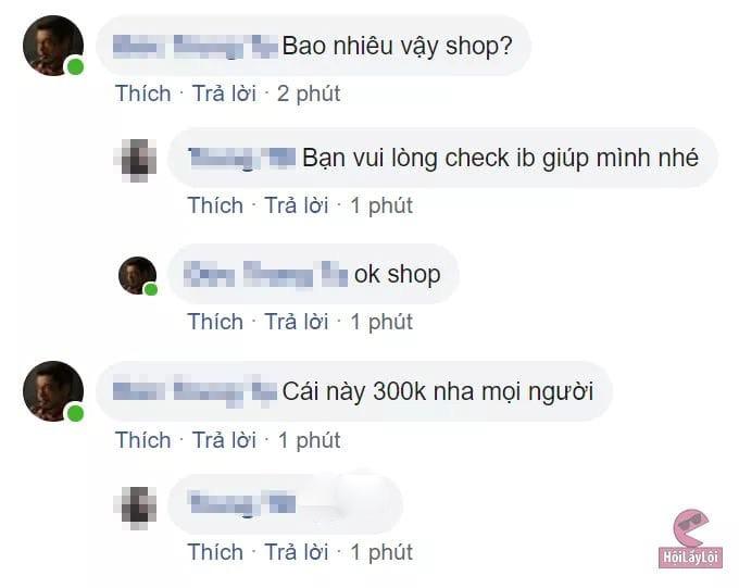 Chủ shop online cứ bắt inbox lấy giá, hội thượng đế hết nhân nhượng chơi chiêu độc tạo trend MXH - Ảnh 1.