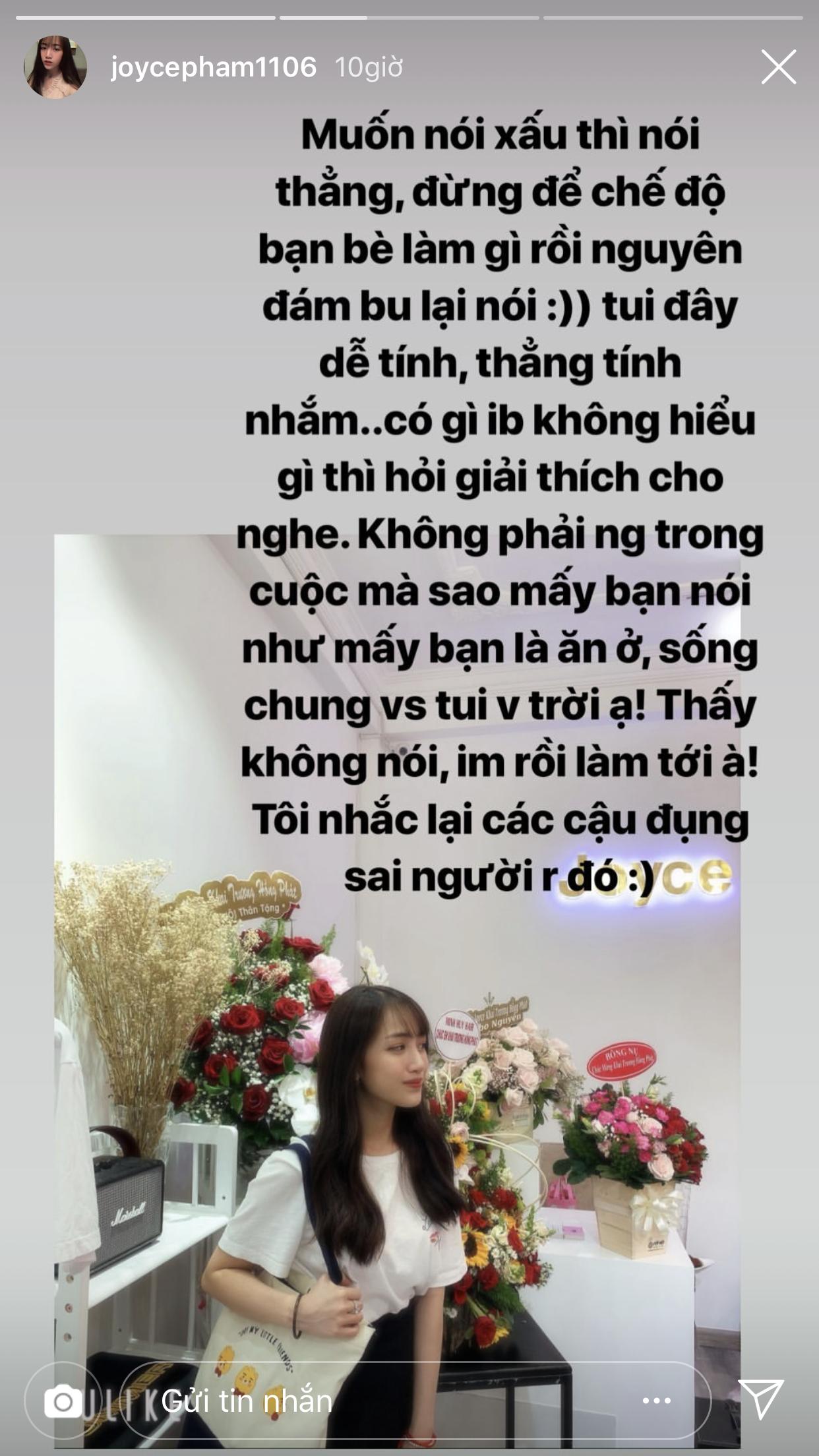Con gái đại gia Minh Nhựa vừa hot trên Instagram đã bị người yêu cũ lập hội nói xấu? - Ảnh 3.