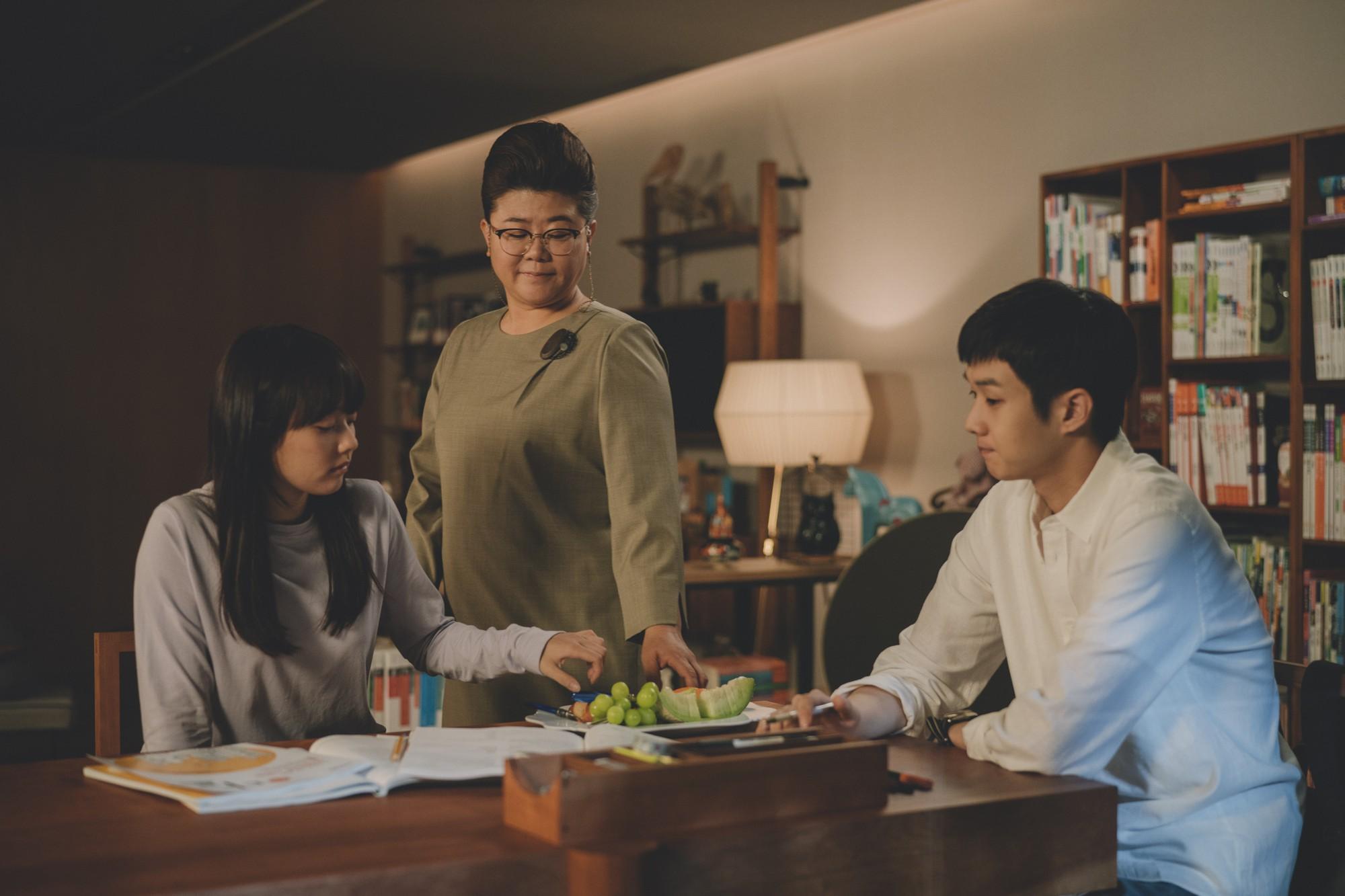 Mê điện ảnh Hàn, ghét hài nhảm, thích combo phim nghệ thuật khuyến mãi thêm trào phúng thì xem ngay Parasite! - Ảnh 8.