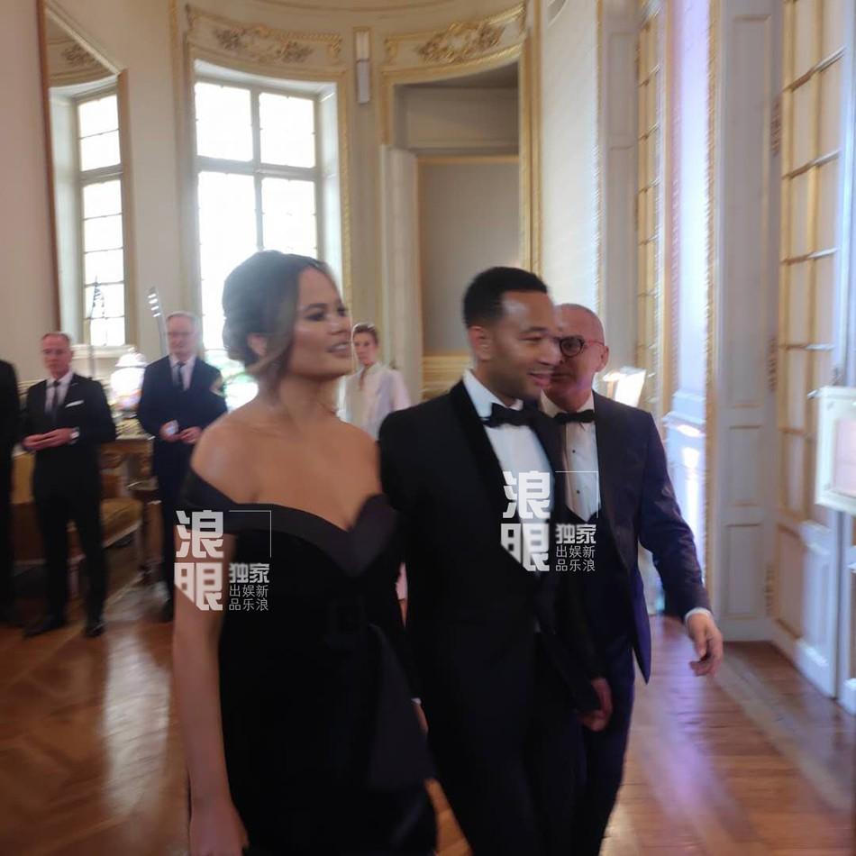 Đám cưới bất ngờ nhất Cbiz: Thần đồng piano Lang Lang kết hôn, Châu Kiệt Luân - John Legend tới tận Paris tham dự - Ảnh 15.