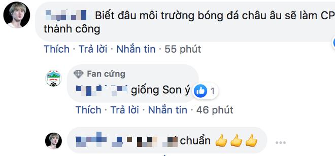 Rời Hàn Quốc, fan Việt chúc Công Phượng sẽ thành công như Son Heung-min - Ảnh 2.