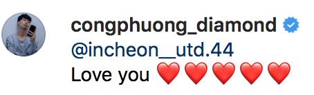 Hội bạn thân Incheon đăng ảnh chia tay Công Phượng cực tình cảm, anh chàng xúc động chỉ biết nói: Love you - Ảnh 15.