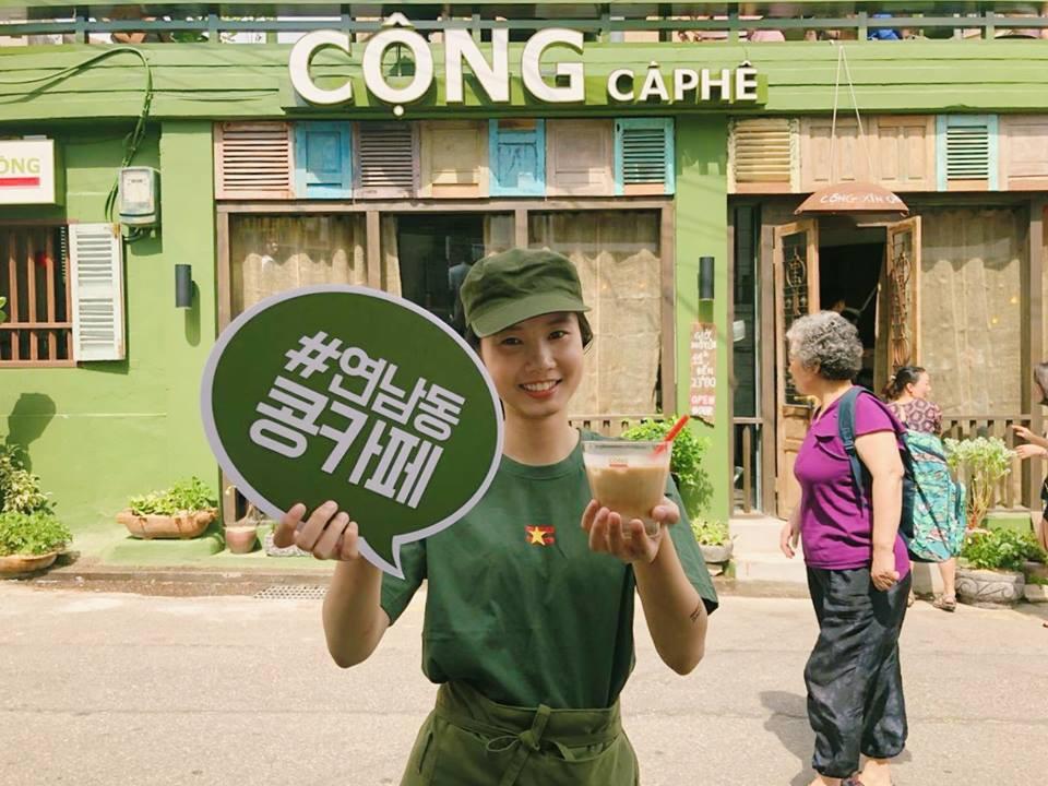 Bất ngờ cà phê Cộng đóng hộp được 7Eleven ở Hàn Quốc bày bán rộng rãi - Ảnh 1.