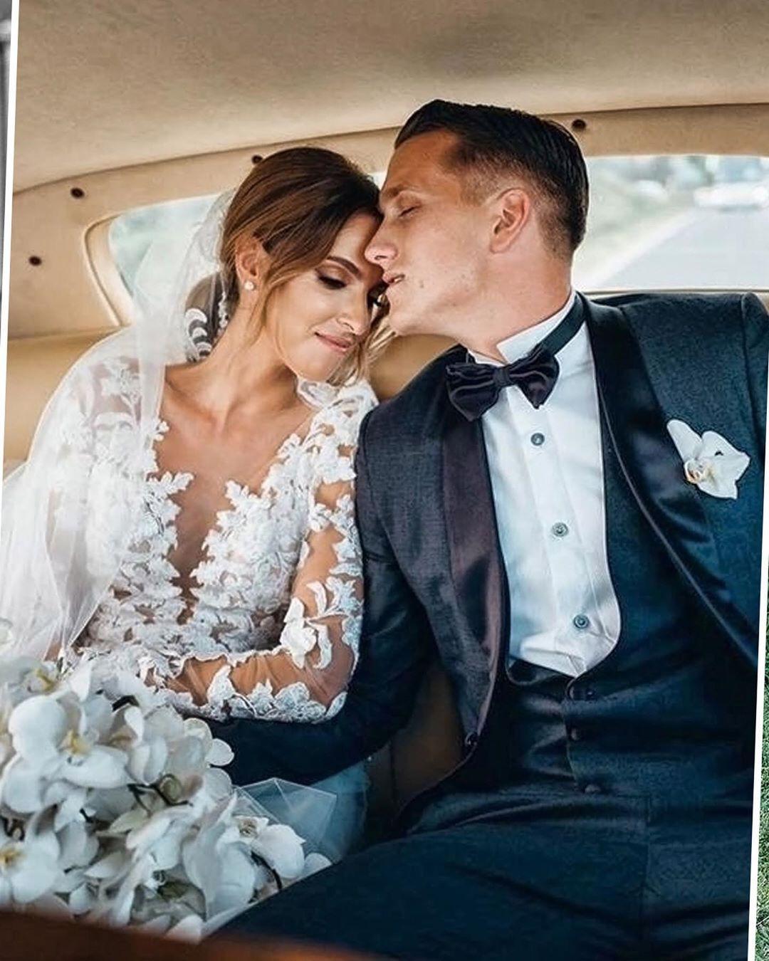 Chán cảnh độc thân, dàn sao bóng đá thi nhau cưới vợ trong hè này - Ảnh 9.