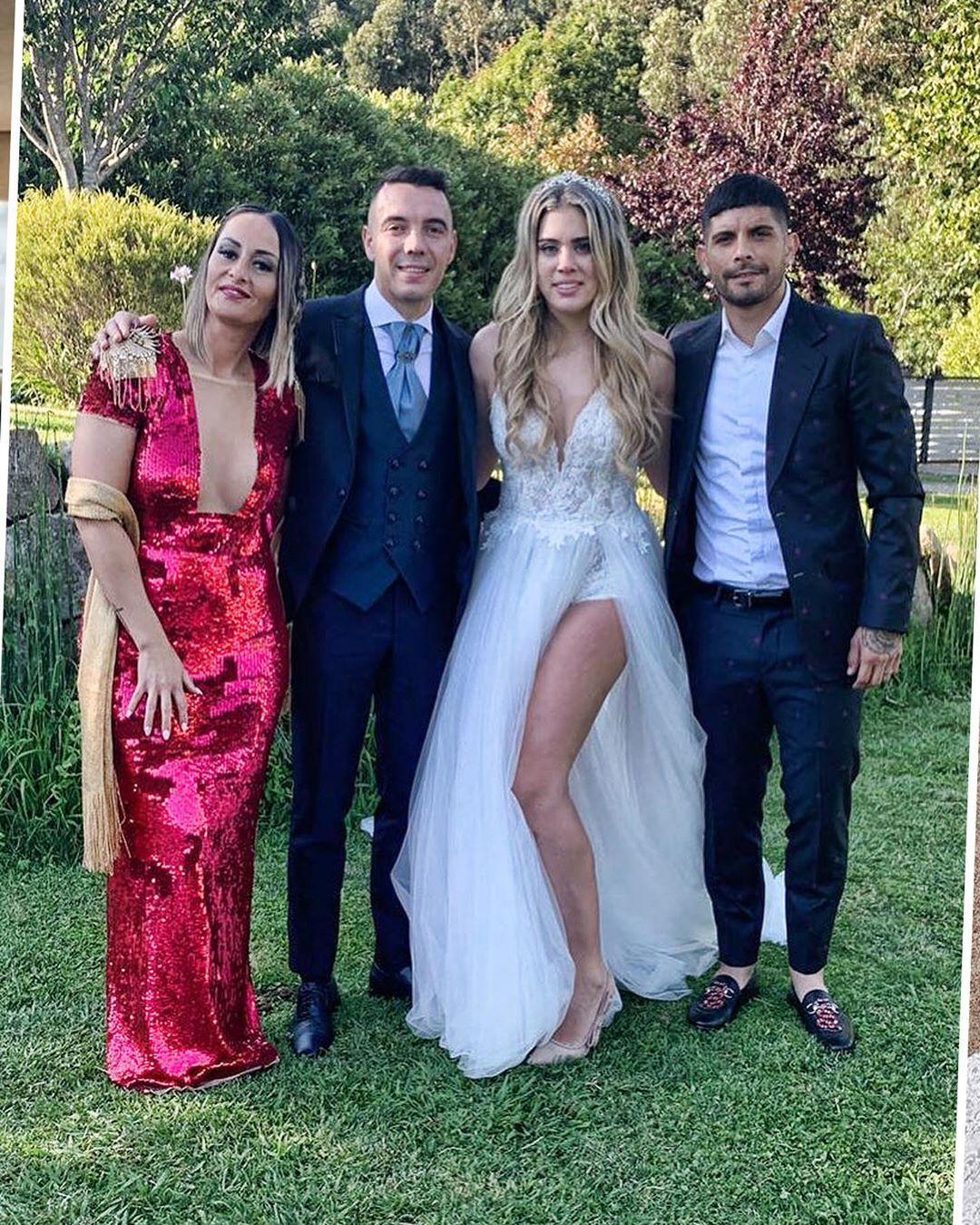 Chán cảnh độc thân, dàn sao bóng đá thi nhau cưới vợ trong hè này - Ảnh 8.