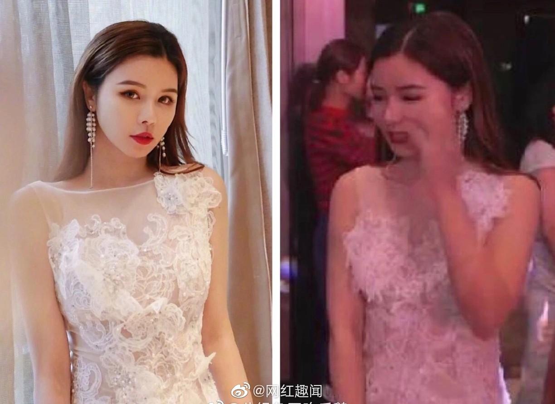 Ngã ngửa hôn lễ của mẫu nữ xứ Trung: Nhan sắc thảm họa từ cô dâu đến khách mời toàn hotgirl Weibo bị bóc trần - Ảnh 9.