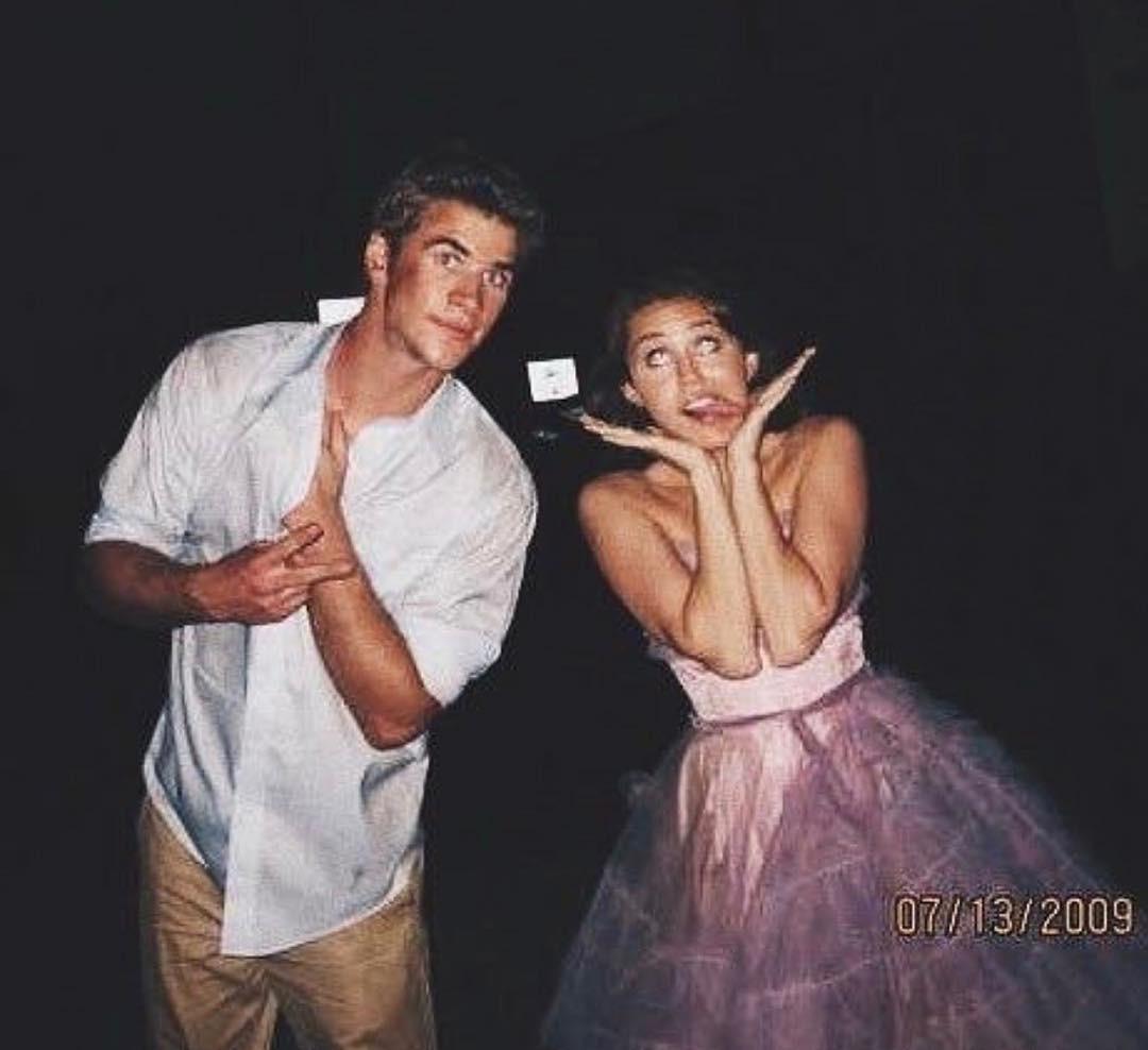 Cặp đôi vàng của làng Instagram Liam và Miley Cyrus đốn tim fan bằng những khoảnh khắc trẩu tre hết cỡ - Ảnh 6.