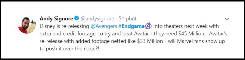 Trước tin ENDGAME công bố úp sọt phòng vé lần 2, khắp nơi kẻ mếu người cười - Ảnh 6.
