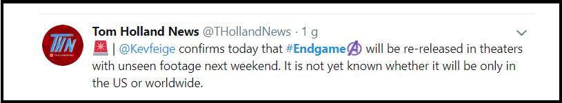 Trước tin ENDGAME công bố úp sọt phòng vé lần 2, khắp nơi kẻ mếu người cười - Ảnh 7.