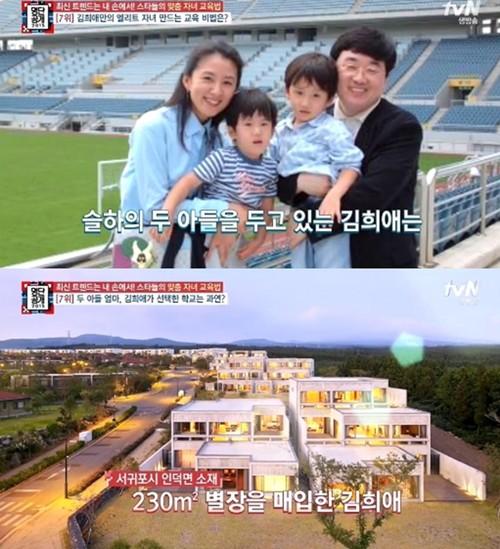 Cuộc đời xa hoa như mơ của con sao Hàn: 3 tuổi đã lên tạp chí, đắt show, có bé còn học trường phí hơn nửa tỉ mỗi năm - Ảnh 15.