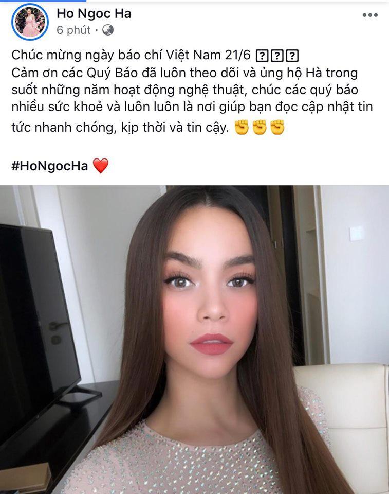 Quốc Trường, Ninh Dương Lan Ngọc, Nhã Phương cùng nhiều sao Việt tưng bừng chúc mừng ngày Báo chí Cách mạng Việt Nam 21/6 - Ảnh 10.
