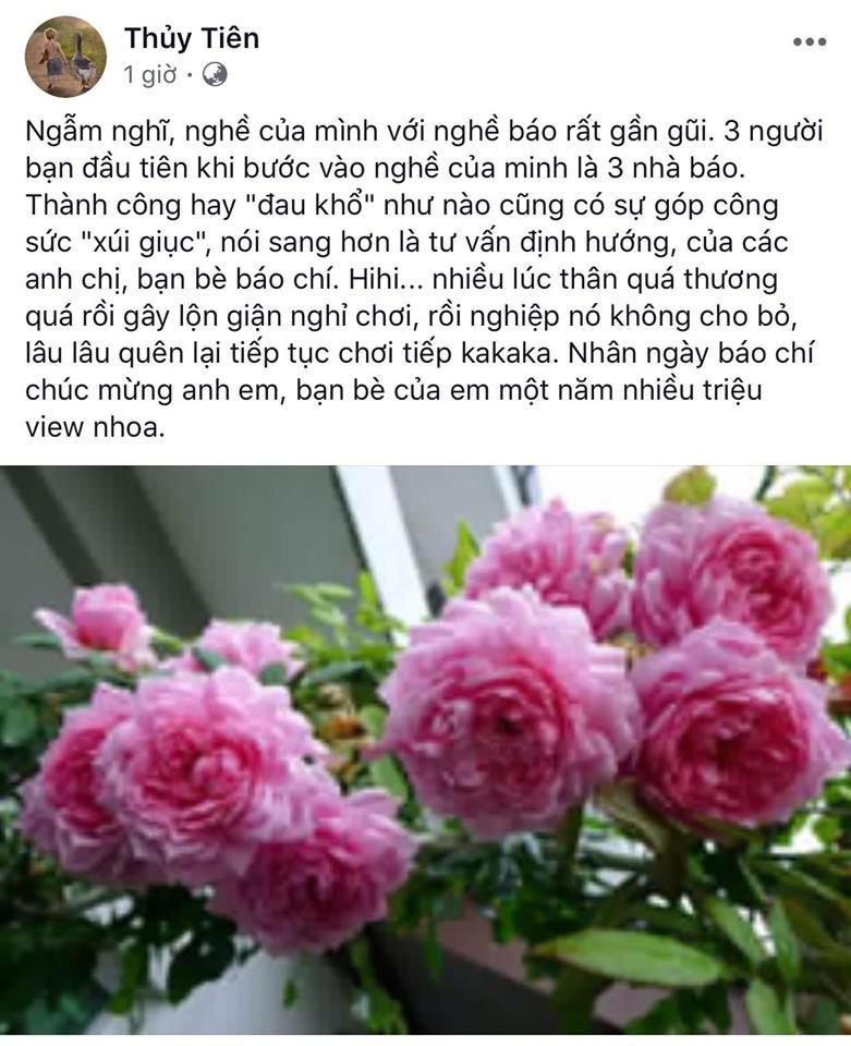 Quốc Trường, Ninh Dương Lan Ngọc, Nhã Phương cùng nhiều sao Việt tưng bừng chúc mừng ngày Báo chí Cách mạng Việt Nam 21/6 - Ảnh 9.