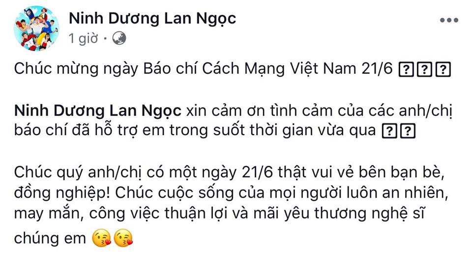 Quốc Trường, Ninh Dương Lan Ngọc, Nhã Phương cùng nhiều sao Việt tưng bừng chúc mừng ngày Báo chí Cách mạng Việt Nam 21/6 - Ảnh 3.