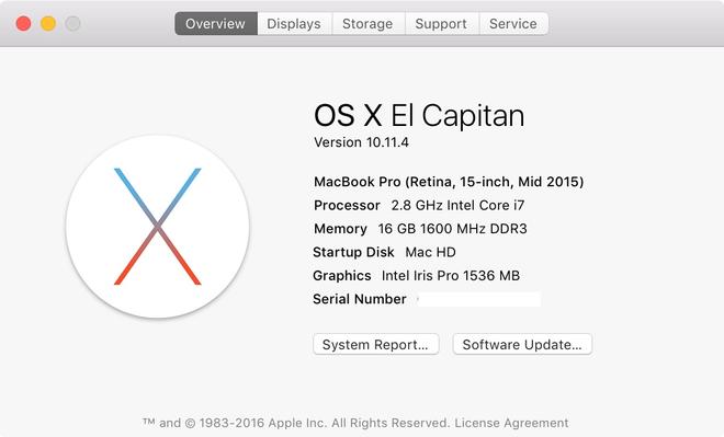 Apple xác nhận MacBook Pro có thể phát nổ do lỗi pin: Đây là cách kiểm tra máy bạn có bị ảnh hưởng hay không - Ảnh 1.