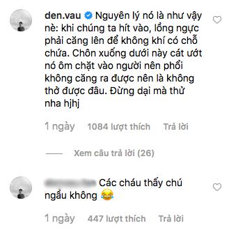 """Hé lộ cảnh """"chôn mình dưới cát"""" bị cắt trong MV mới, nhưng Đen Vâu khuyên fan đi biển tuyệt đối không nên làm theo vì lý do này - Ảnh 6."""