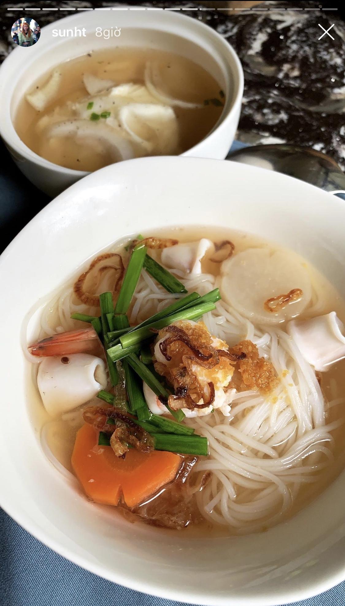 Ô! Chi Pu với hội bạn thân Quỳnh Anh Shyn - Phở - Sun HT du lịch Côn Đảo 3 ngày mà toàn thấy... ăn với ăn, đến khi về vẫn còn hẹn nhau làm bữa nữa - Ảnh 12.