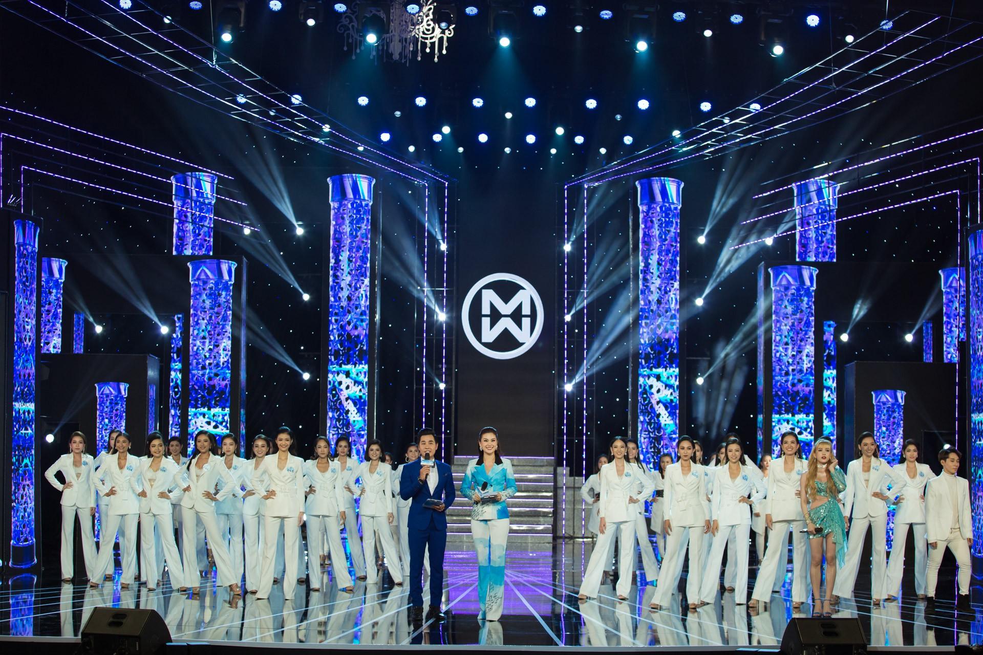Đọ sắc vóc 20 mỹ nhân lọt Top, chạm gần tới tấm vé kế nhiệm Tiểu Vy lên đường đến Thái thi Miss World 2019 - Ảnh 1.