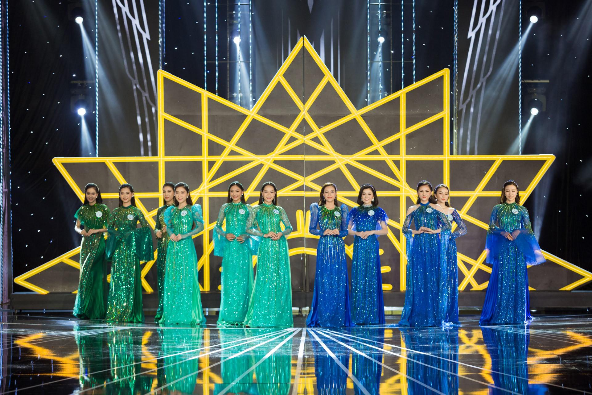 Đọ sắc vóc 20 mỹ nhân lọt Top, chạm gần tới tấm vé kế nhiệm Tiểu Vy lên đường đến Thái thi Miss World 2019 - Ảnh 11.