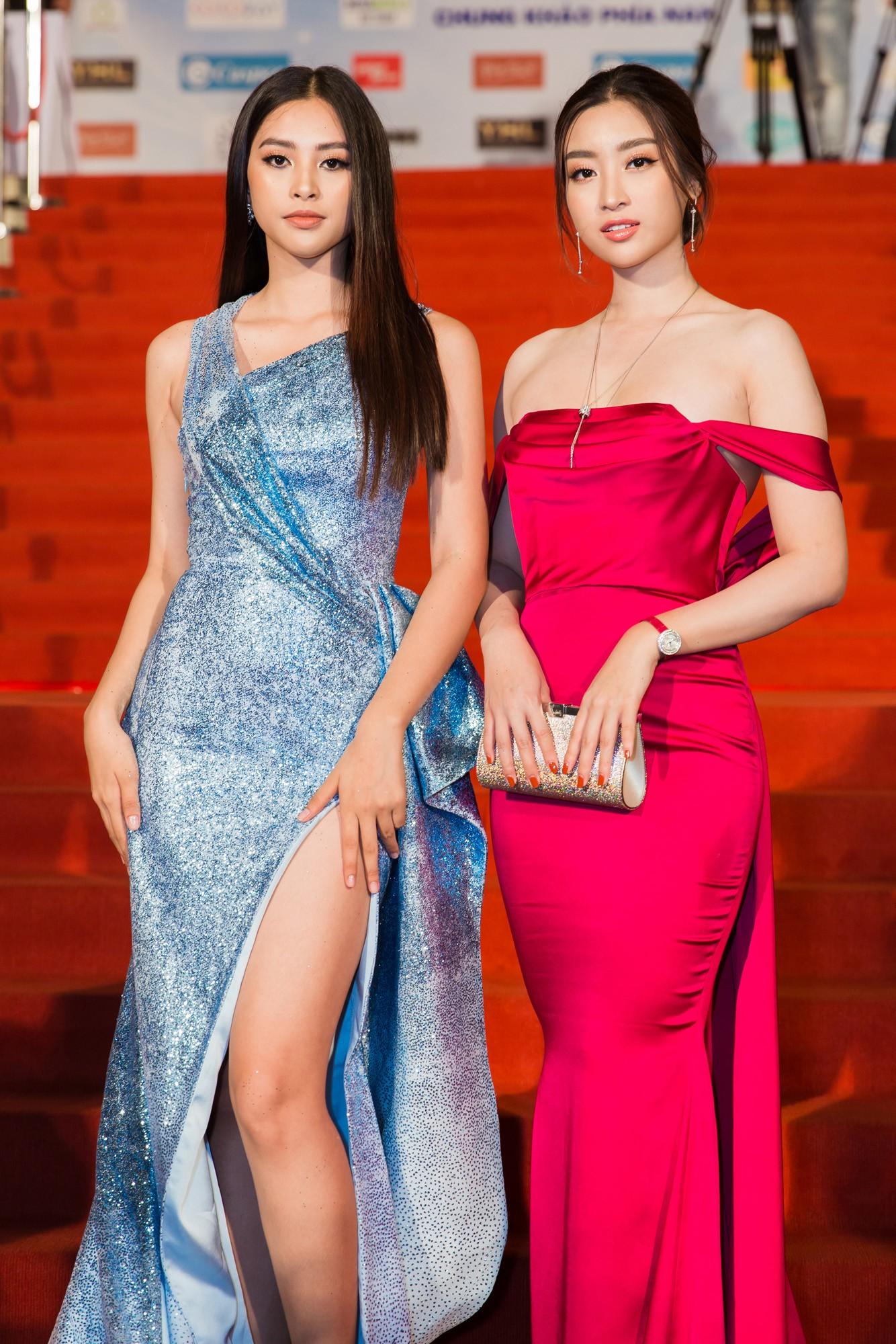 Thảm đỏ Miss World: Mai Phương Thúy, Nam Em khoe thành tích giảm cân, hội Hoa hậu chặt chém bất phân thắng bại - Ảnh 4.