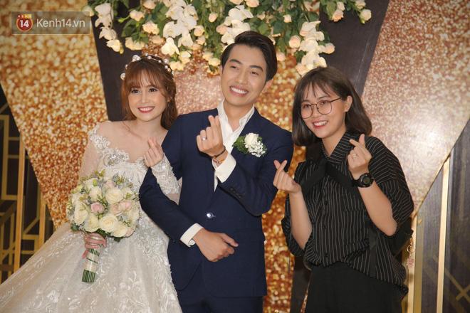 Streamer giàu nhất Việt Nam cùng dàn khách mời đình đám tại lễ cưới Cris Phan - Mai Quỳnh Anh - Ảnh 11.