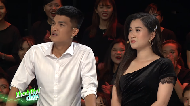 Mạc Văn Khoa và Lâm Vỹ Dạ là hai diễn viên bị Trường Giang trêu chọc trong tập phát sóng mới nhất của