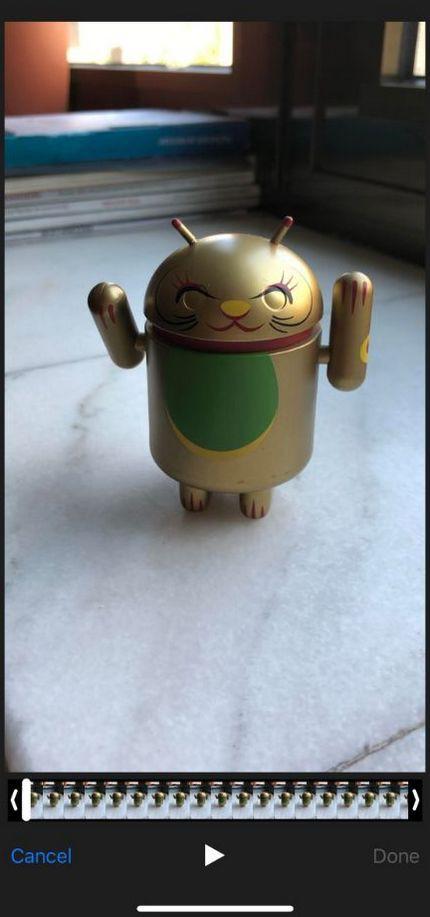 Apple quá tụt hậu: Những tính năng chỉnh sửa mới trên iOS 13, Android đã có từ lâu rồi! - Ảnh 2.