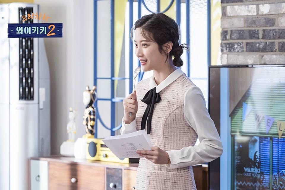 Phim Hàn gần đây có thể ảm đạm, nhưng thời trang trong đó vẫn là nguồn cảm hứng dạt dào cho chị em công sở - Ảnh 11.