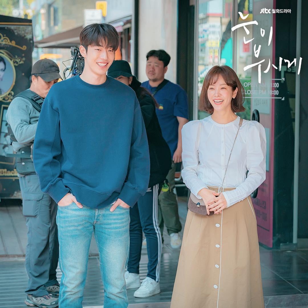 Phim Hàn gần đây có thể ảm đạm, nhưng thời trang trong đó vẫn là nguồn cảm hứng dạt dào cho chị em công sở - Ảnh 4.