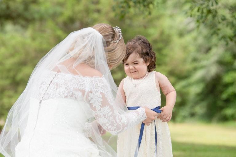 Câu chuyện ít ai biết đằng sau bức ảnh đáng yêu của cô bé phù dâu nhí 3 tuổi khiến nhiều người có thêm niềm tin vào cuộc sống - Ảnh 6.