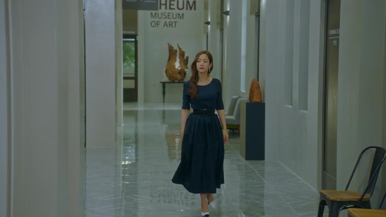 Phim Hàn gần đây có thể ảm đạm, nhưng thời trang trong đó vẫn là nguồn cảm hứng dạt dào cho chị em công sở - Ảnh 10.