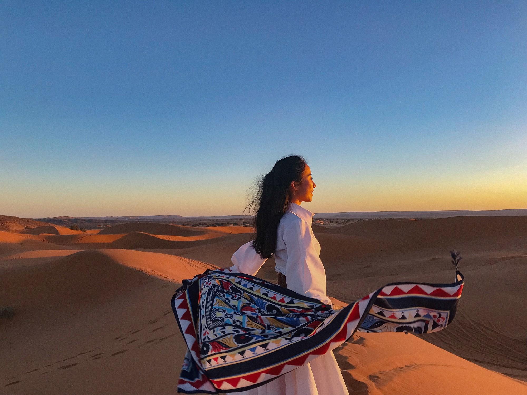 Để Mị nói cho mà nghe: Đi du lịch Morocco bây giờ đang là mốt đấy, không tin thì đọc thử bài review chi tiết này đi! - Ảnh 4.