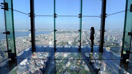 Tờ báo nổi tiếng của Anh bình chọn đài quan sát ở Hà Nội nằm trong top điểm ngắm cảnh đẹp nhất thế giới - Ảnh 1.