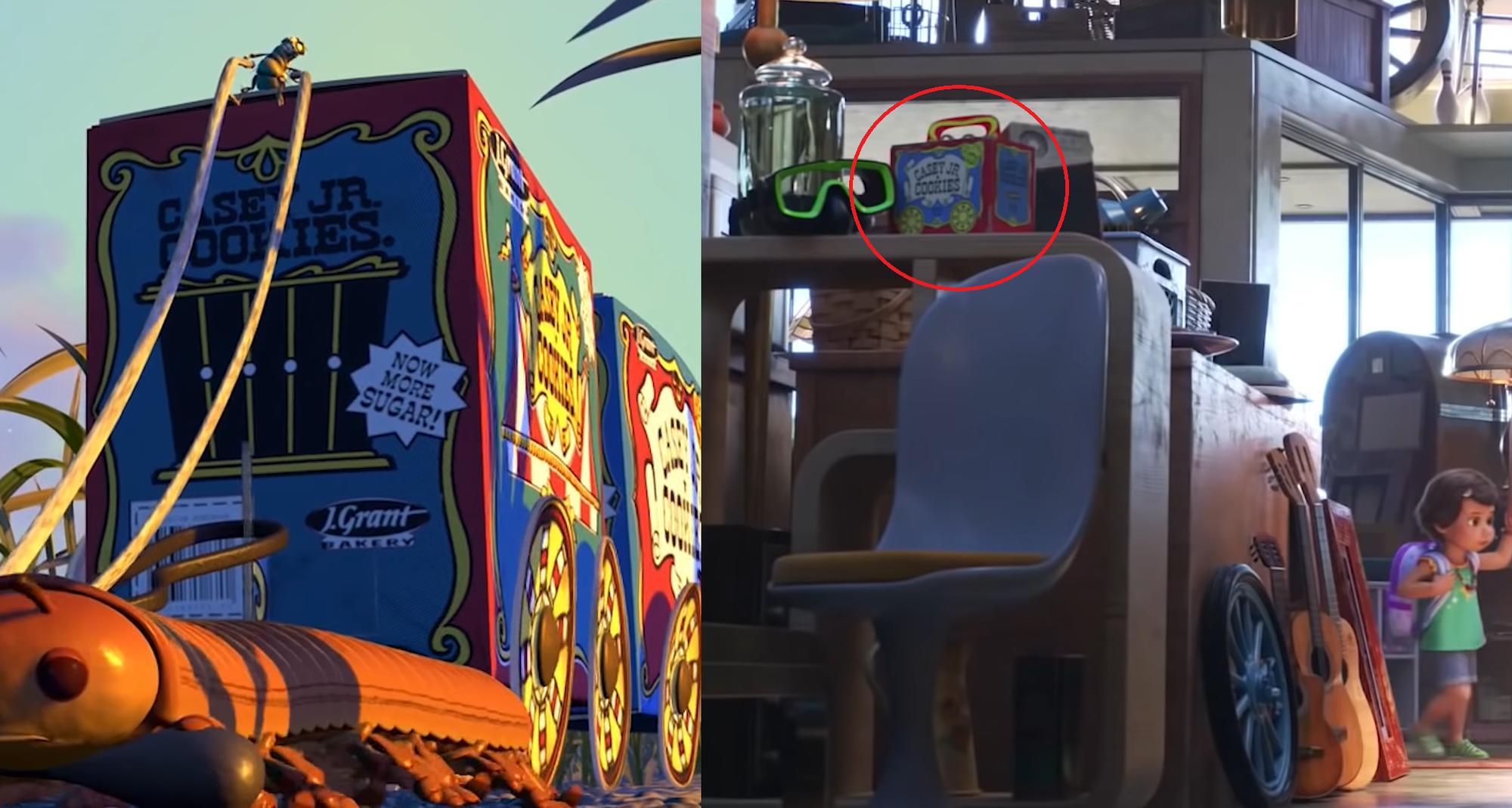 40 bí mật thú vị được giấu kĩ trong Toy Story 4 chỉ ai tinh mắt lắm mới thấy - Ảnh 12.