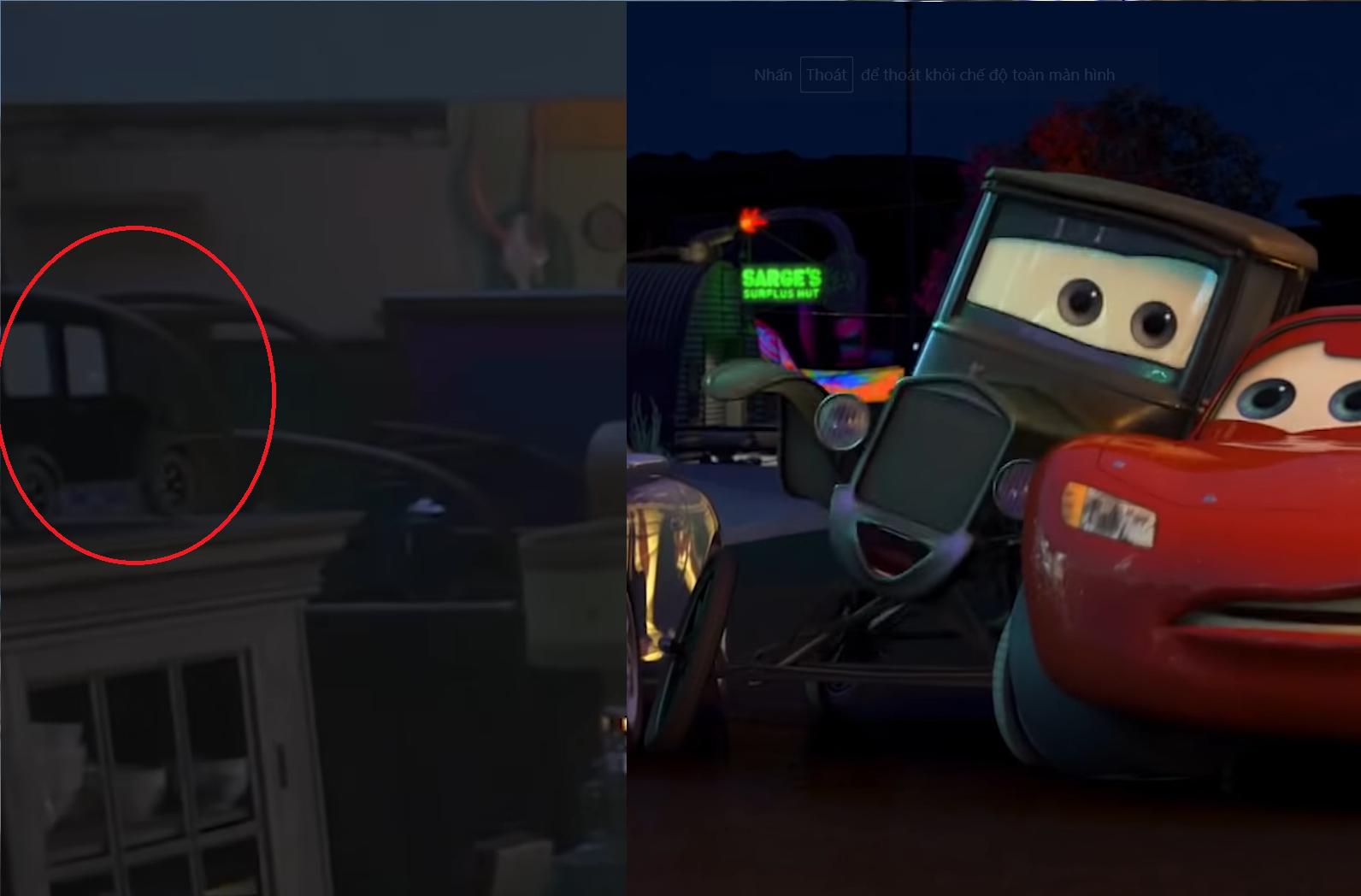 40 bí mật thú vị được giấu kĩ trong Toy Story 4 chỉ ai tinh mắt lắm mới thấy - Ảnh 17.