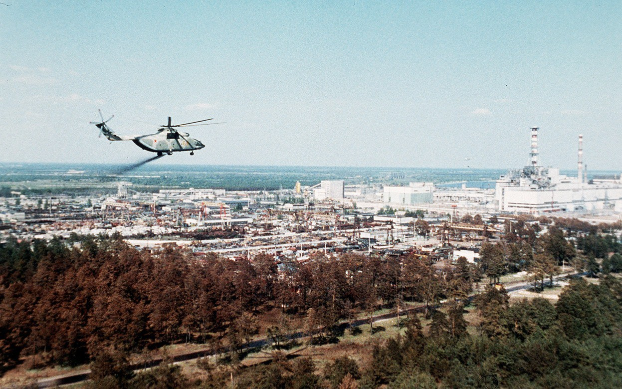 Cảnh bình yên đến bất ngờ vào buổi sáng sau thảm họa Chernobyl: Những sự thật mà series phim của HBO chưa tiết lộ - Ảnh 8.