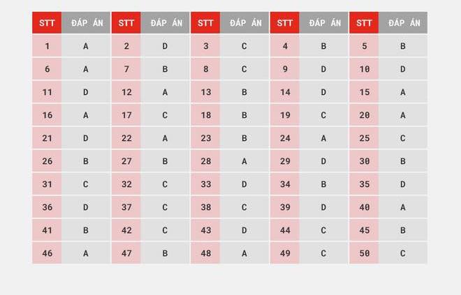 Thí sinh xem đề thi và đáp án các môn thi THPT Quốc gia 2019 nhanh nhất ở đâu? - Ảnh 2.