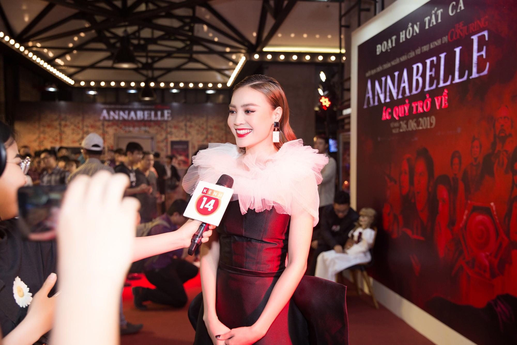 Clip Fan Việt xem Annabelle: Mong em Beo đem binh đoàn tàn sát hết gia đình đó đi dùm! - Ảnh 12.