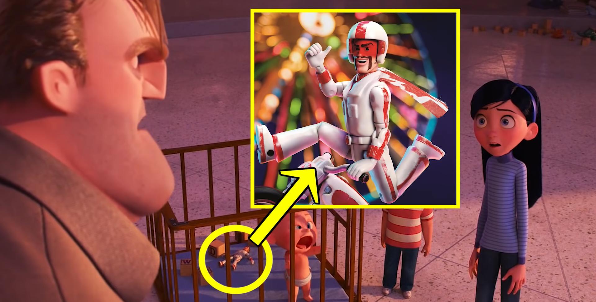40 bí mật thú vị được giấu kĩ trong Toy Story 4 chỉ ai tinh mắt lắm mới thấy - Ảnh 25.
