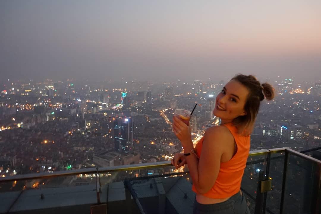 Tờ báo nổi tiếng của Anh bình chọn đài quan sát ở Hà Nội nằm trong top điểm ngắm cảnh đẹp nhất thế giới - Ảnh 4.