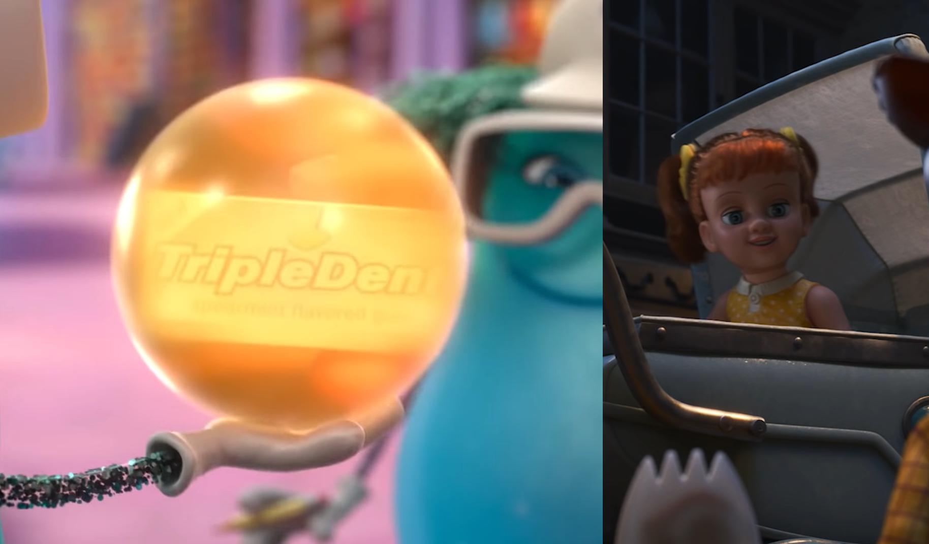 40 bí mật thú vị được giấu kĩ trong Toy Story 4 chỉ ai tinh mắt lắm mới thấy - Ảnh 29.