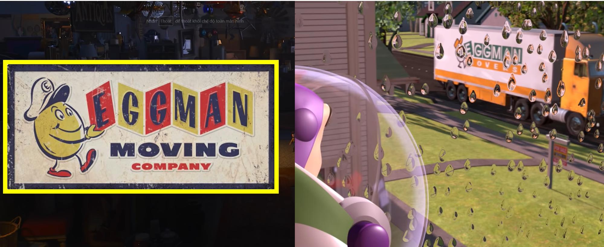 40 bí mật thú vị được giấu kĩ trong Toy Story 4 chỉ ai tinh mắt lắm mới thấy - Ảnh 30.