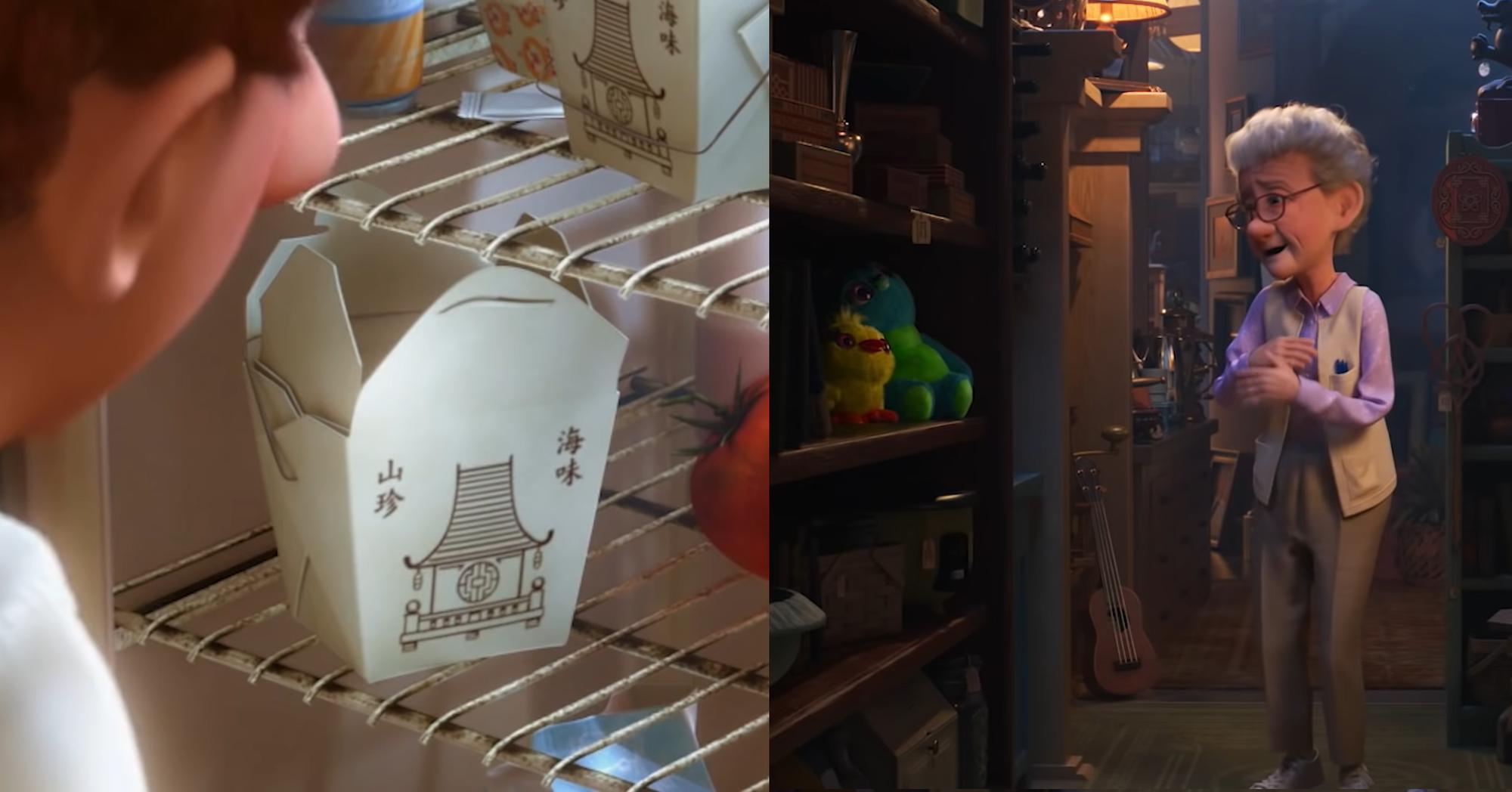 40 bí mật thú vị được giấu kĩ trong Toy Story 4 chỉ ai tinh mắt lắm mới thấy - Ảnh 32.
