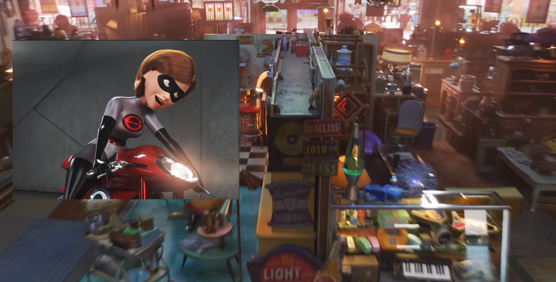 40 bí mật thú vị được giấu kĩ trong Toy Story 4 chỉ ai tinh mắt lắm mới thấy - Ảnh 33.