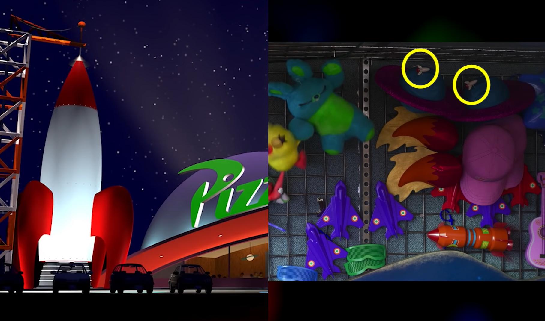 40 bí mật thú vị được giấu kĩ trong Toy Story 4 chỉ ai tinh mắt lắm mới thấy - Ảnh 5.