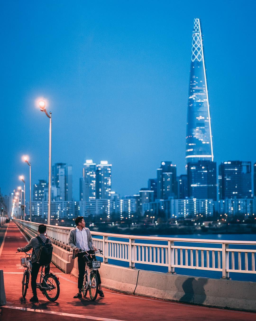 Có một Seoul lãng mạn và bình yên qua nước ảnh trong veo của nhiếp ảnh gia người Mỹ - Ảnh 3.