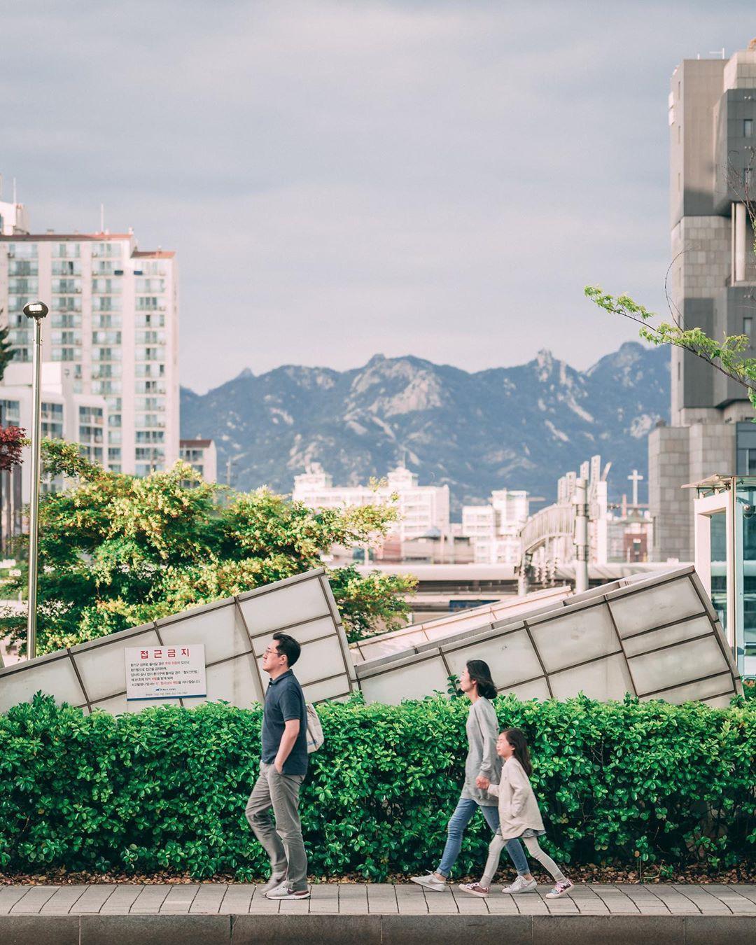 Có một Seoul lãng mạn và bình yên qua nước ảnh trong veo của nhiếp ảnh gia người Mỹ - Ảnh 5.